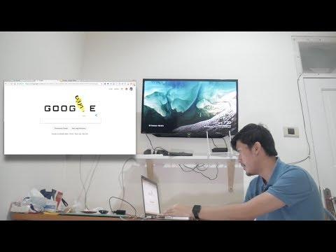 Chromecast Indonesia: Unboxing, Setup, dan Coba-coba