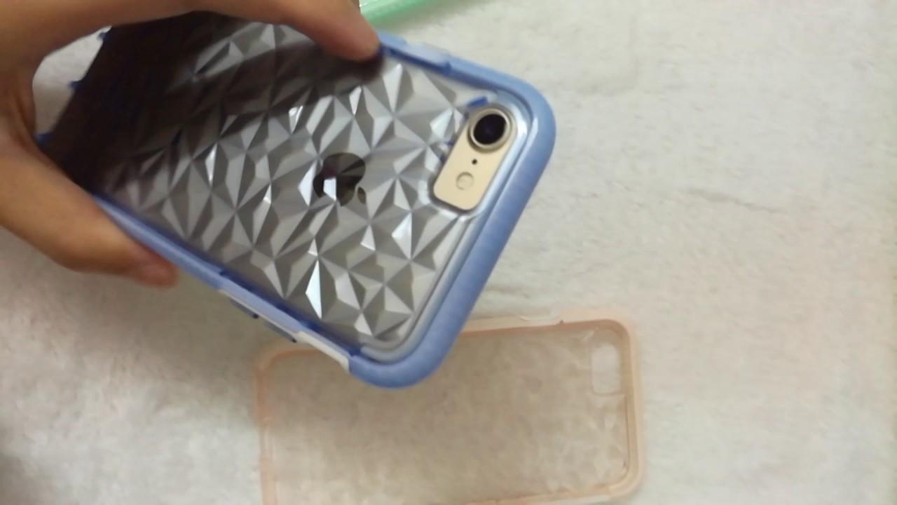 d6c81bb8a8 Tech21 Evo Mesh / Evo Check / Evo Gem for iPhone 7 Plus / 7 - YouTube