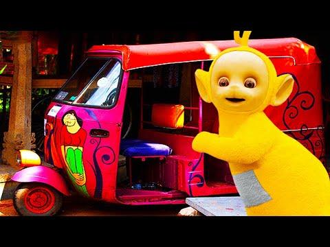 Teletubbies: Rickshaw   352   Cartoons for Children