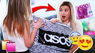 MY SISTER DOES MY ASOS SHOP 📦👗😍 Sie bestellt für mich meine Outfits!
