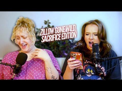 Zillow Gone Wild, Sacrifice Edition! (feat. Brittany Broski) | Sarah Schauer