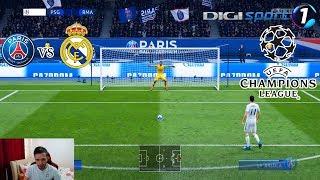 PSG vs Real Madrid - Returul De Foc Din Semifinalele Champions League - FIFA 19 Cariera Cu PSG #17