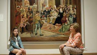 """""""Stay At Home Museum"""" – Aflevering 5: Hof van Busleyden"""