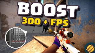 HOW TO INCREASE CSGO FPS (100% WORKING)