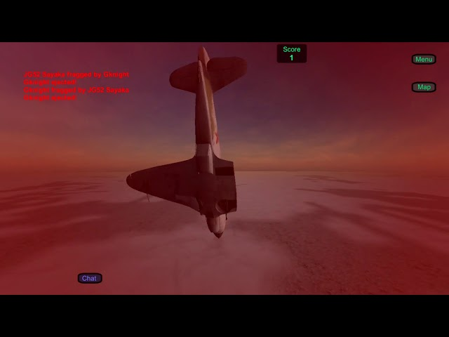 Wings of Duty - UNEDITED 1v1 Dogfights Fw-190-A3 VS Yak-1b