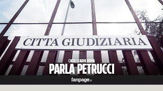 Inchiesta Stadio Roma: parla Luca Petrucci