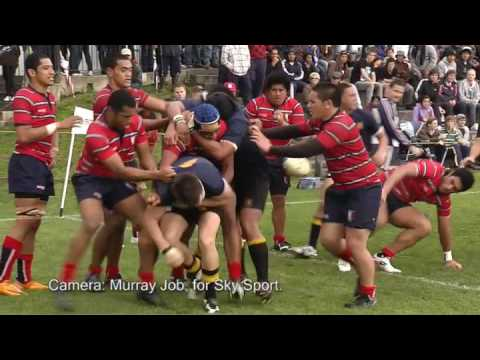 Rugby Brawl - Uncut Original, Camera: Murray Job for Sky Sport