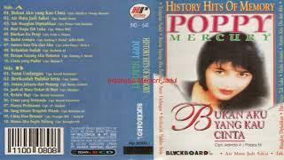 Single Poppy Mercury Air Mata Jadi Saksi 1995 an