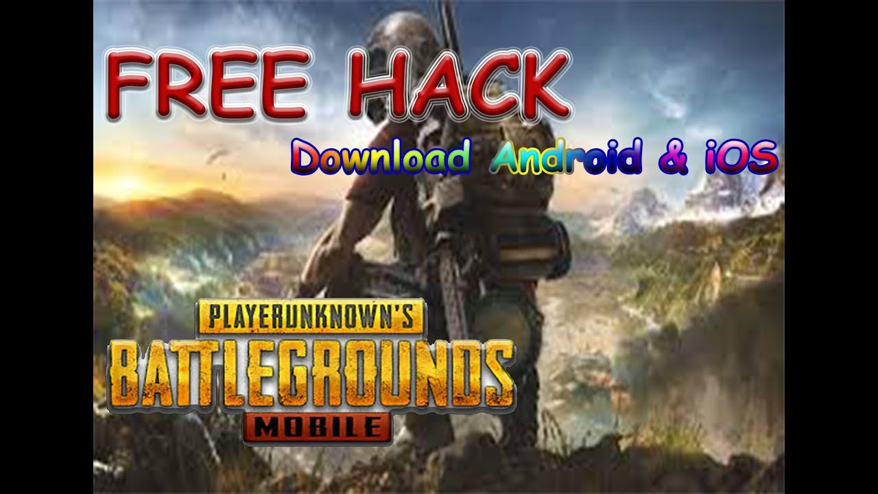 PUBG Mobile Hack - Download Android & iOS