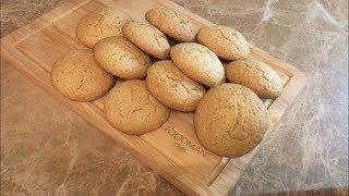 Простое овсяное печенье: рецепт от Foodman.club