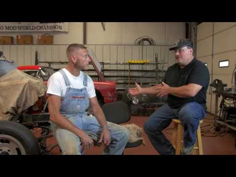 Interview with Moonshiner Josh Owens joining Southeast Gassers