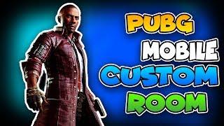 PUBG Mobile 🔴Live- Custom Room & Sub Games- #ChickenIsNotStinky