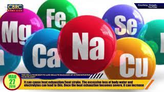 176 The health benefits and health hazards of overexposure to sunlight - Mar 27