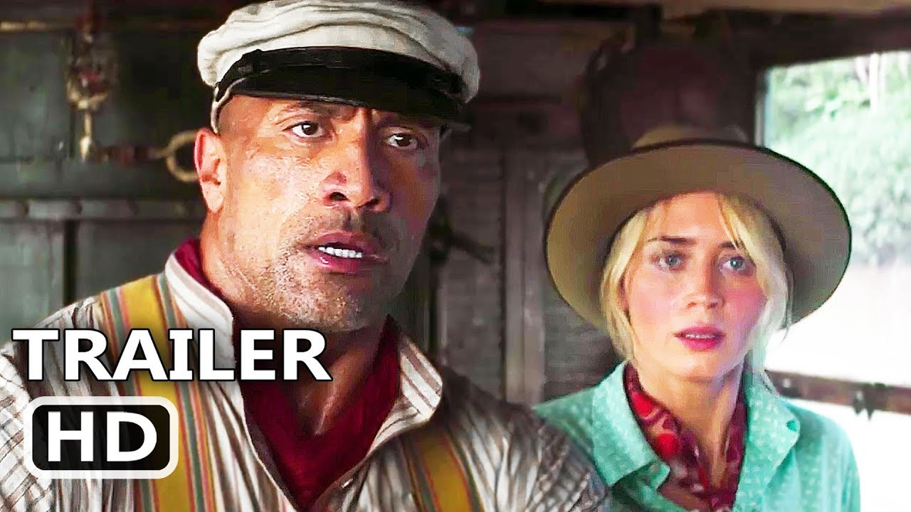 JUNGLE CRUISE Trailer (2020) Dwayne Johnson, Emily Blunt Adventure Movie