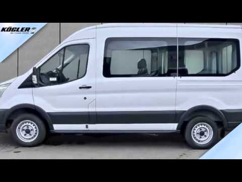 ford transit transit kombi 310 l2h2 34 youtube. Black Bedroom Furniture Sets. Home Design Ideas