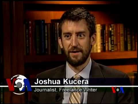 US MILITARY AID TO CENTRAL ASIA, WHO BENEFITS? VOA UZBEK INTERVIEW WITH JOSHUA KUCERA