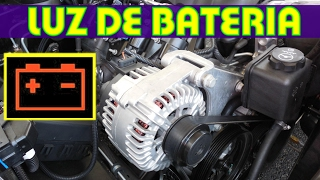 Video Luz de bateria (porque se prende?? y tips de diagnostico) download MP3, 3GP, MP4, WEBM, AVI, FLV April 2018