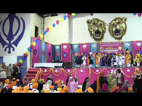 Khalsa School Surrey Religious Fair 2014 Shan E Khalsa