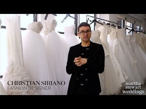 Designer wedding dresses spring 2018