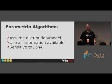 Tom Radcliffe  - Robust Algorithms for Machine Learning