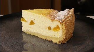 ВСЕМ ПИРОГАМ ПИРОГ Съедается Сразу Потрясающе Вкусный Творожный Пирог с Персиками