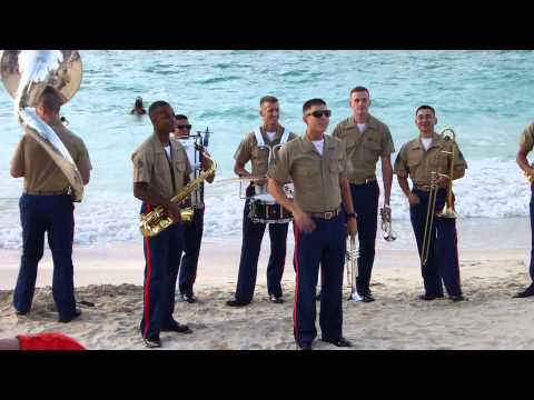 Marine Corps Forces, Pacific Band