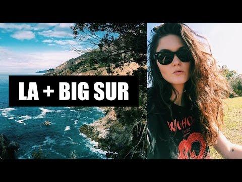 LA + Big Sur Diary // December 2, 2015