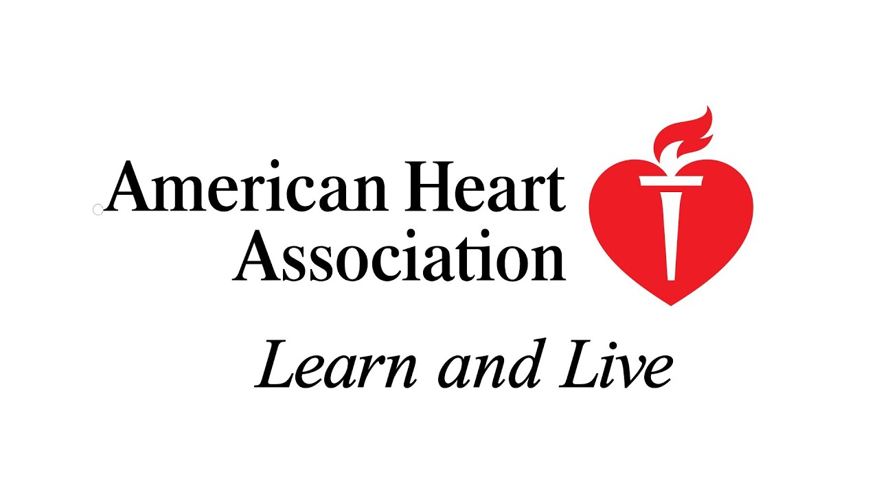 american heart association that s 30 minutes youtube rh youtube com American Heart Association Certification Logo American Heart Association Heart Month