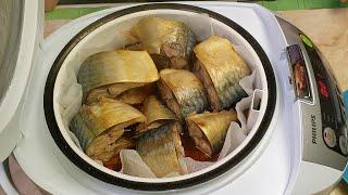 Не устаю ее готовить Такая потрясающе ВКУСНАЯ рыба в мультиварке на пару Полезный Ужин или Обед