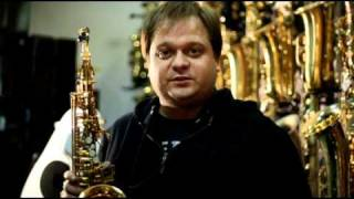 Выбор саксофона для обучения. Антон Румянцев.
