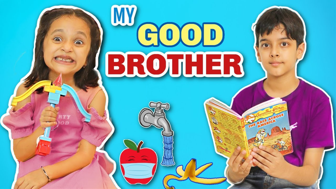 Kid Wants to be a GOOD BROTHER for Anaya | ToyStars