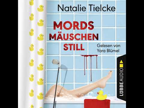Mordsmäuschenstill YouTube Hörbuch Trailer auf Deutsch
