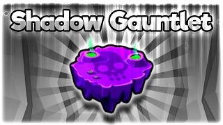 Shadow Gauntlet & Chest | The Lost Gauntlets | Geometry Dash 2.1
