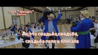 """Ах, эта свадьба,свадьба,свадьба пела и плясала"" гурт Чекушка м.Житомир"
