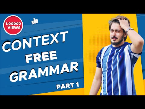 #32 CONTEXT FREE GRAMMAR Examples in Automata | define cfg exampes solutions in TOC TOA | Urdu/Hindi