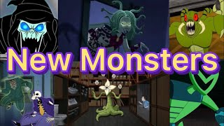 Updated-*New Monsters*- Top 71 Scooby-Doo And Guess Who? Monsters