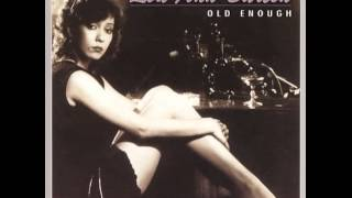 Lou Ann Barton - Stop These Teardrops ( Old Enough ) 1982