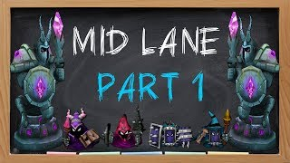 (VERY Detailed) Mid Lane Guide - P1