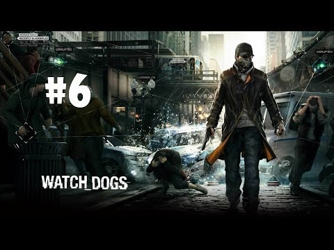 Watch Dogs PC Playthrough Part 6 - Trouble Spot