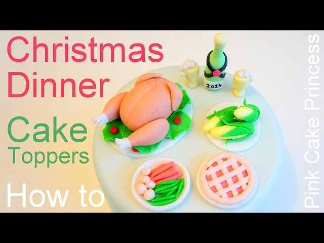 Recipe for christmas dinner cake