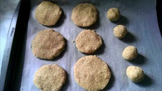 Vegan Quinoa Chickpea Burgers