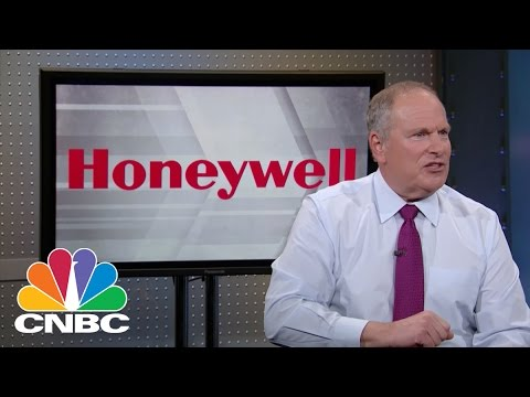Honeywell CEO Dave Cote: Bright Outlook For 2017 | Mad Money | CNBC