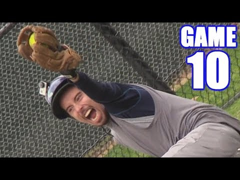 FIRST TIME ANDY'S DONE THIS!  OnSeason Softball Series  Game 10