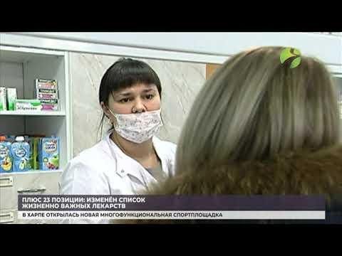 Плюс 23 позиции. В России изменён список жизненно важных лекарств