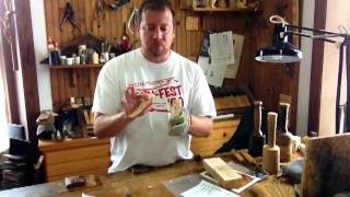 Whittling 101 With Whillockwoodcarving.com