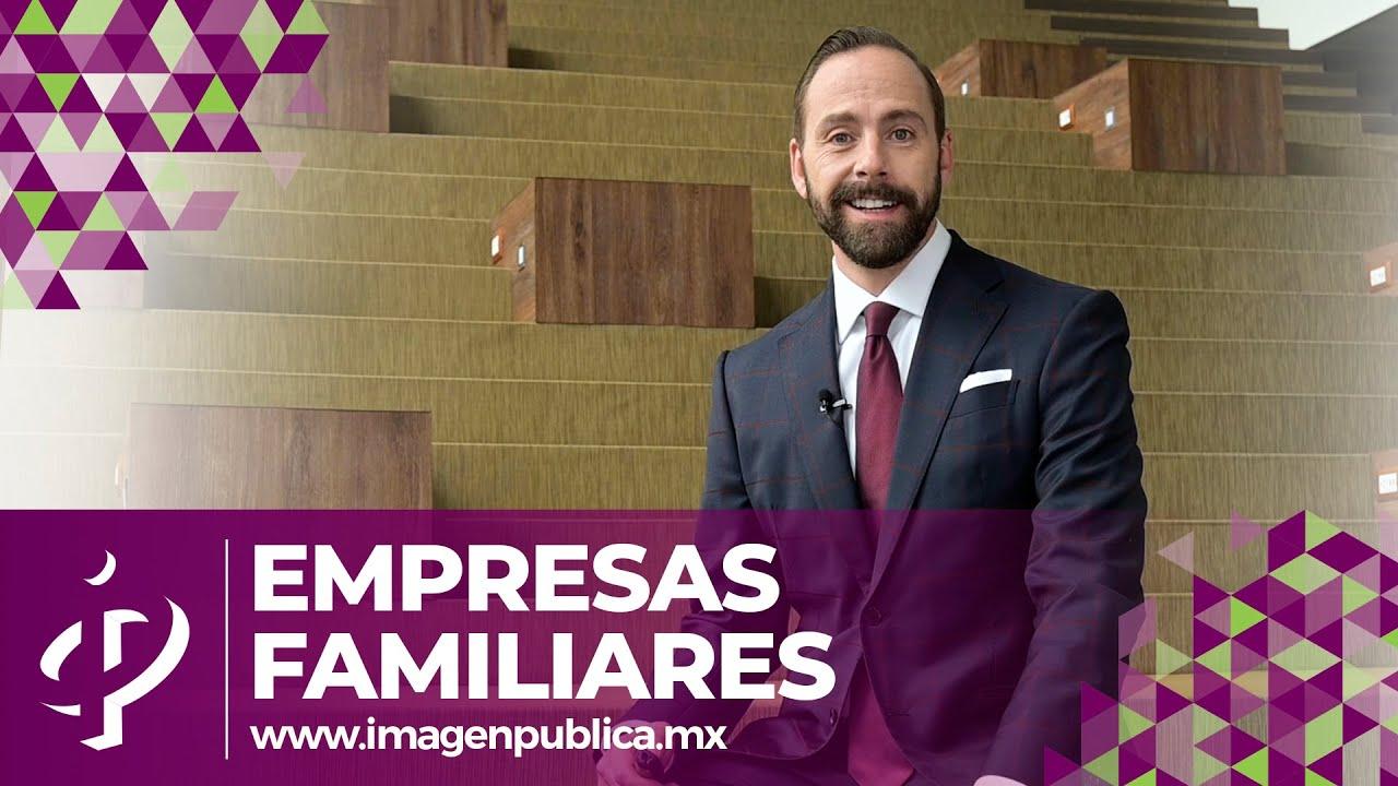 Empresas familiares - Alvaro Gordoa - Colegio de Imagen Pública