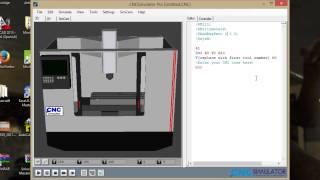 Tutorial Fresadora CNC Simulator Pro