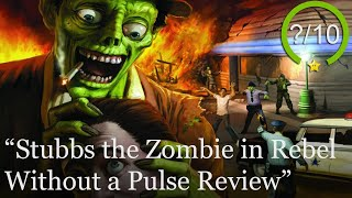 Stubbs the Zombie in Rebel Without a Pulse Review [PS4, Switch, Xbox One, PC, & Xbox] (Video Game Video Review)