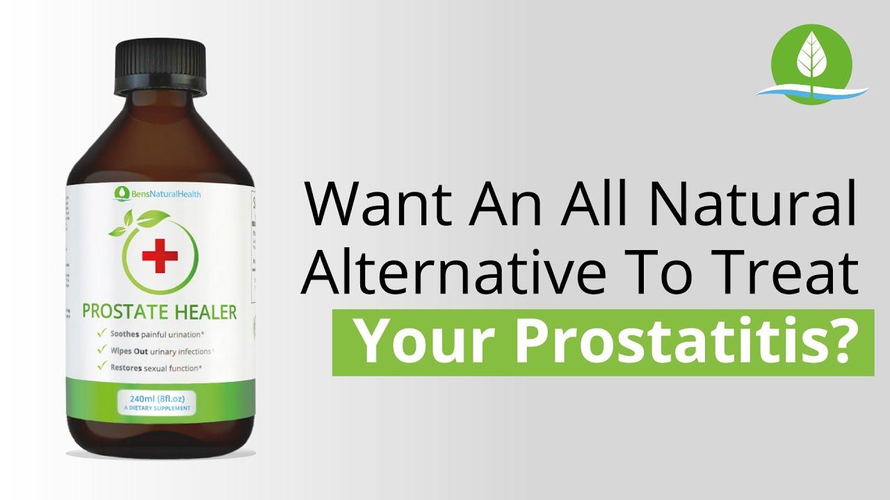 Prostatis hogyan kell csökkenteni