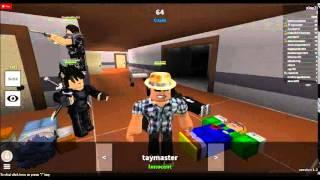 (ROBLOX) Twisted Murderer /w Taymaster